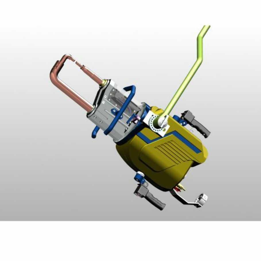悬挂式点焊机02